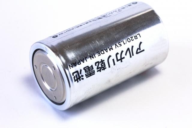 乾電池の残量確認 | 簡単に確かめる裏技はあまり役に立たなかった・・・